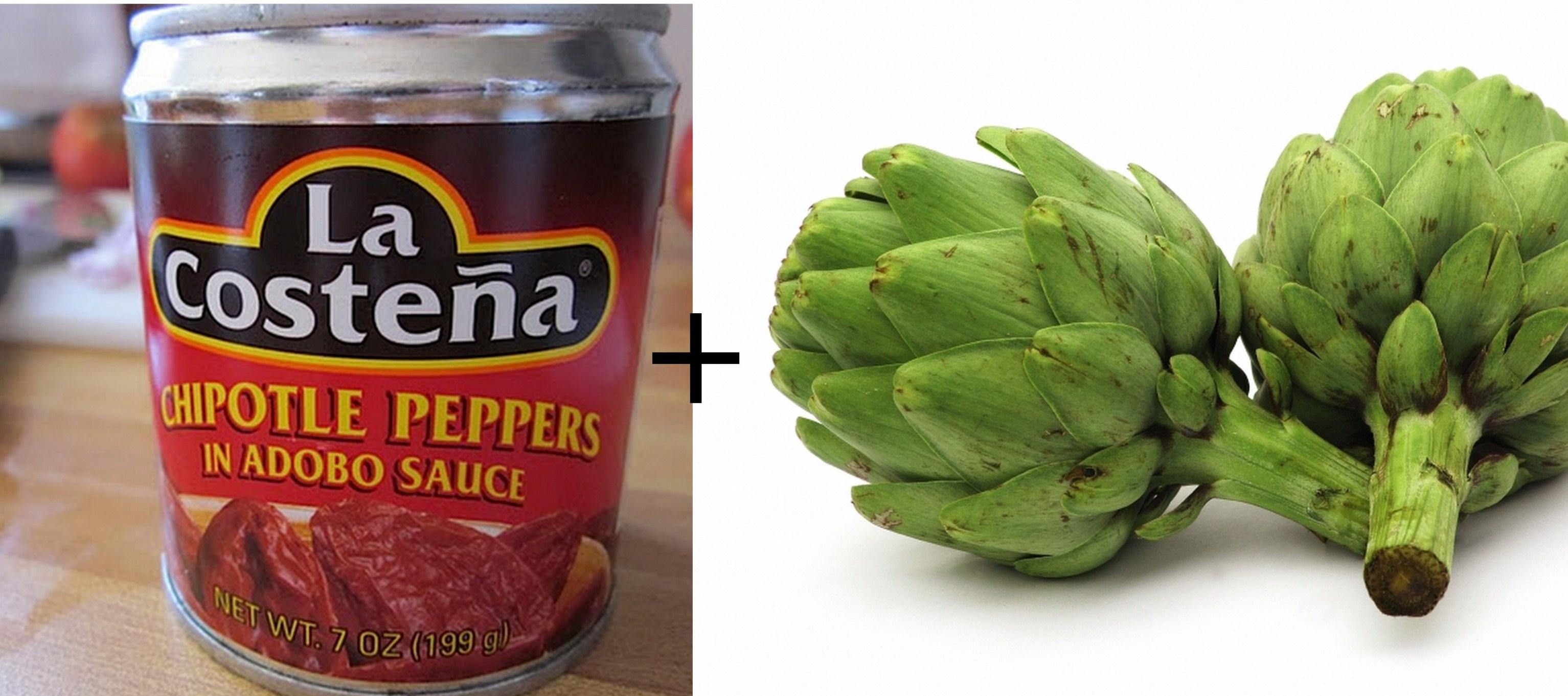 chipotle artichoke dip