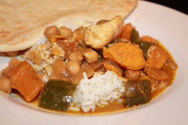 Slow-Cooker Indian Curry