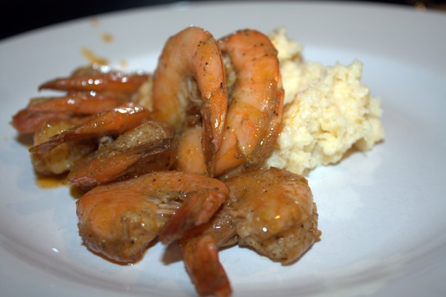 New Orleans Spicy Cajun Shrimp