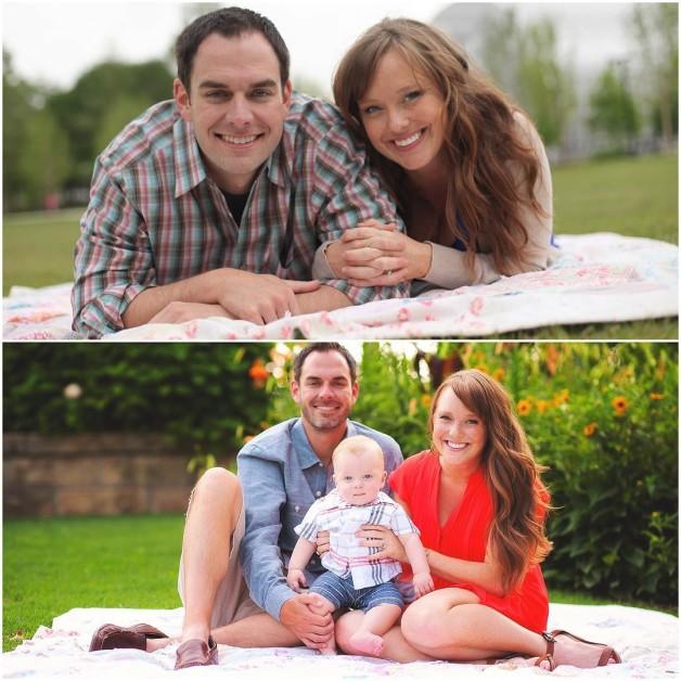 Engagement photos  April 2012 6 month photos  Junehellip