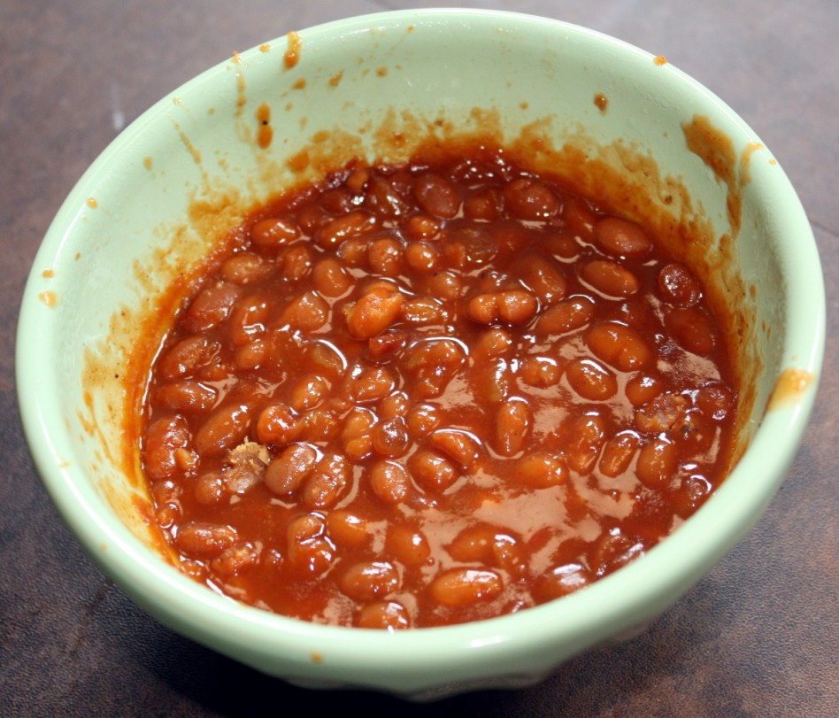 Slow-Cooker Barbecue Baked Beans