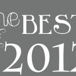 best of 2012 - resized