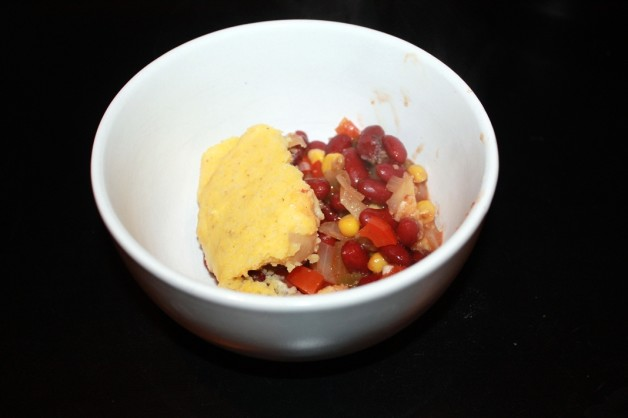 slow-cooker corn bread casserole