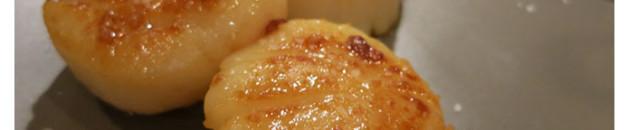 garlic scallops