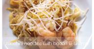 zucchini noodles blog
